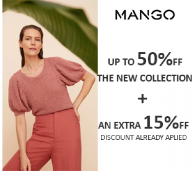 Mango Discount Codes