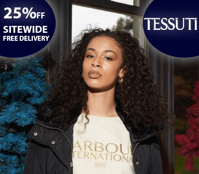 Tessuti Discount Codes