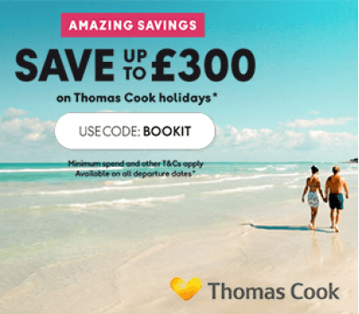 Thomas Cook Discount Codes